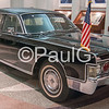 1967 Lincoln Continental Presidential Limousine