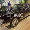 1968 Lincoln Continental Presidential Limousine