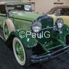 1931 Lincoln Model K Convertible Coupe