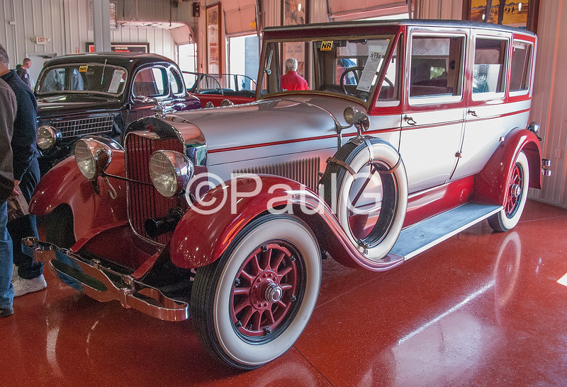 1928 Lincoln Model L Limousine