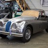 1955 Jaguar XK 140 Drophead at Steve Hogue Enterprises.