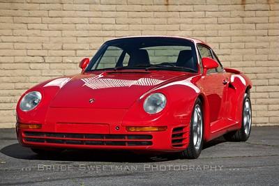 Porsche 959 at Callas/Rennsport