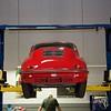 1964 356C 2000 GS Coupe at Willhoit Restoration.