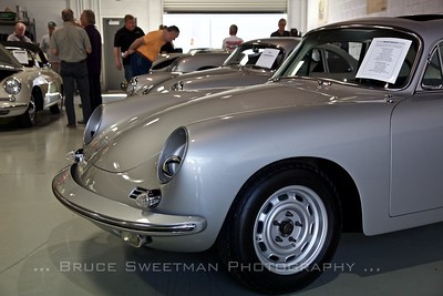 1965 Porsche 356 SC Sunroof Coupe at Willhoit's.