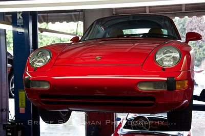 Callas Rennsport Porsche 911 993