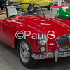 1961 MG MGA 1600 Mark I Roadster