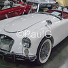 1960 MG MGA 1600 Convertible