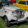 1982 MG TD Recreation