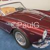 1960 Maserati 3500GT Vignale Spider Prototype