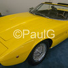 1972 Maserati Ghibli 4.9 SS Spider