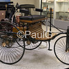 1886 Benz Patent Motor Car