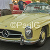 1958 Mercedes-Benz 300SL Convertible