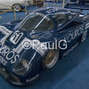 1986 Mercedes-Benz Sauber C8 Race Car