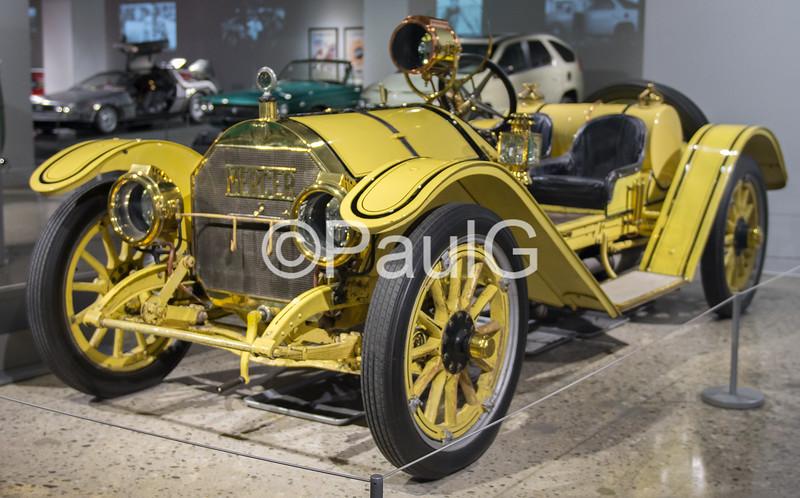 1913 Mercer Type 35-J Raceabout