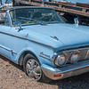 1963 Mercury Comet Custom 2-Door Convertible