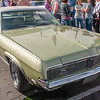 1969 Mercury Cougar 2-Door Hardtop Coupe