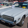 1968 Mercury Cougar XR-7 2-Door Hardtop Coupe