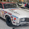 1972 Mercury Cyclone NASCAR Race Car
