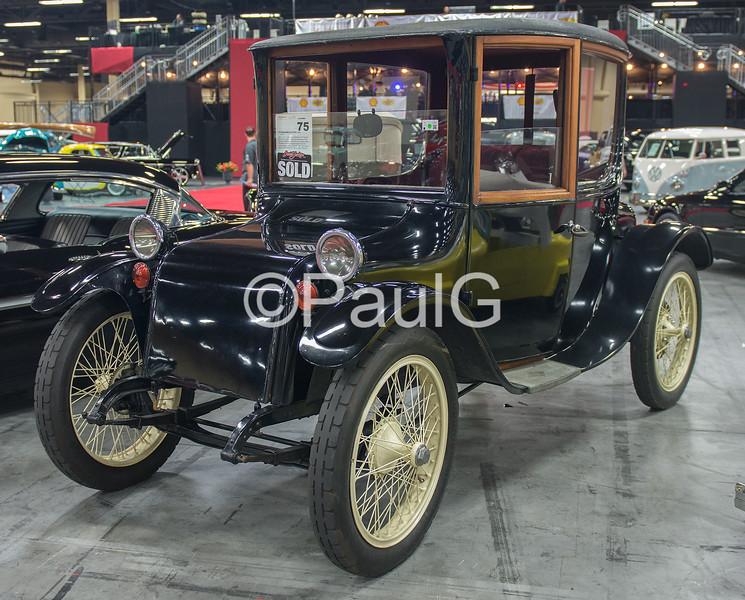 1918 Milburn Electric Car
