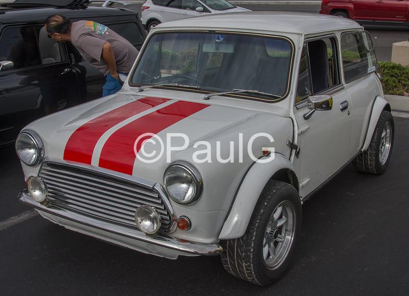 1965 Mini Cooper S