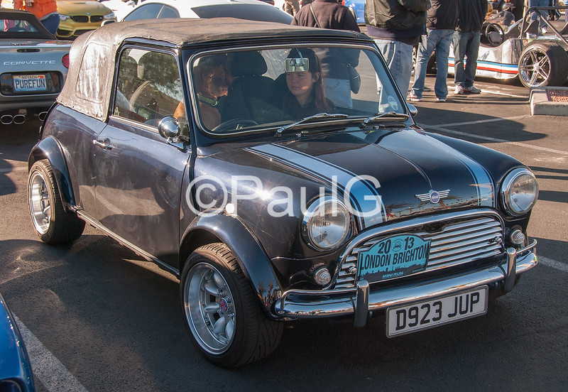 1966 Mini Mayfair