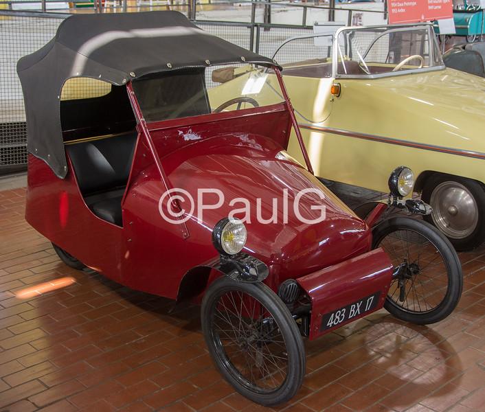1949 Mochet Type K