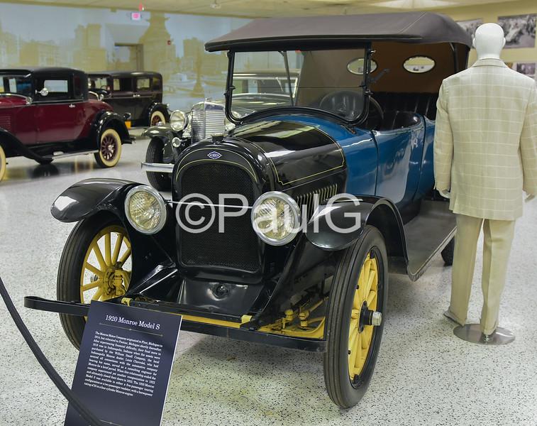 1920 Monroe Model S