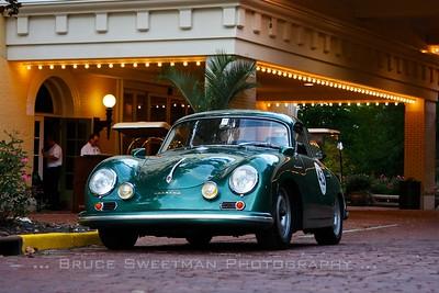 1956 Porsche 356A -- Grand Hotel