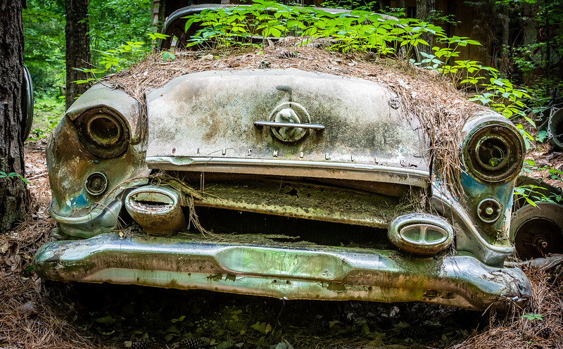 Old Car City-