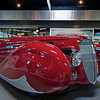 1939 DELAHAYE TYPE 165 CABRIOLET - Low, Right Front