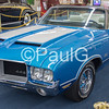 1971 Oldsmobile 4-4-2 Convertible