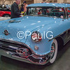 1954 Oldsmobile 98 Holiday Coupe