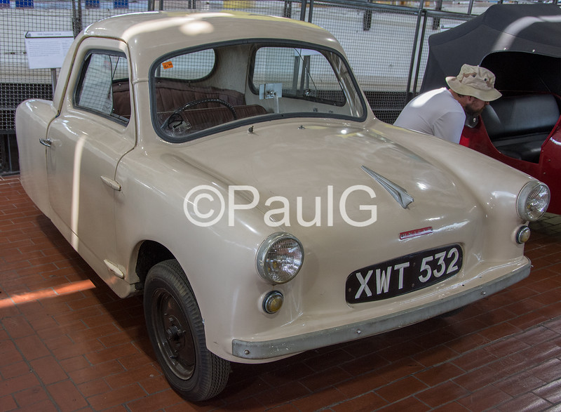 1958 Opperman Unicar