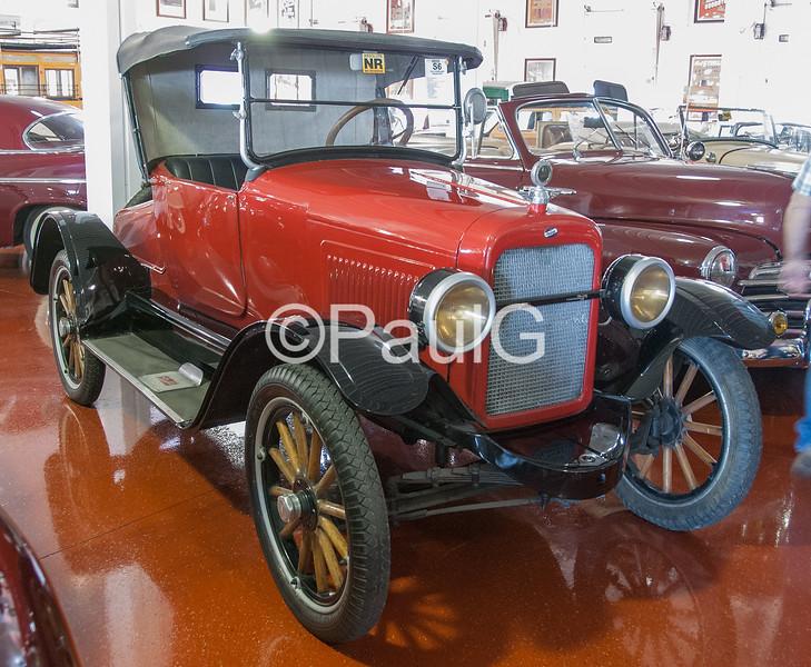 1922 Overland Model 4 Roadster
