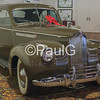 1941 Packard 180 Model 1907 Sport Brougham