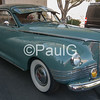 1942 Packard Clipper Model 2001 Club Sedan