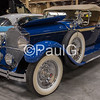 1929 Packard Custom Eight Model 640 Roadster