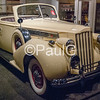 1939 Packard Super Eight Model 1705 Touring Limousine