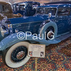 1931 Packard Deluxe Eight Model 845 Sport Sedan
