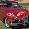 1948 Packard Super Eight Victoria Convertible