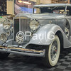 1934 Packard Eight Rumble Seat Coupe
