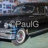 1948 Packard Henney Landau 3-Way Hearse