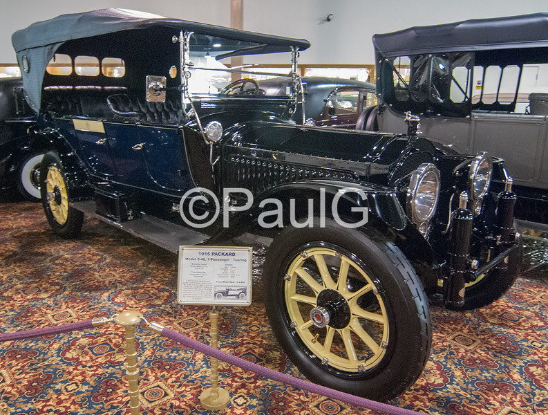 1915 Packard Six Model 5-48 Touring