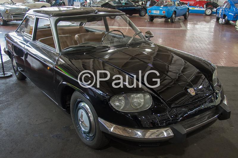 1966 Panhard 24BT