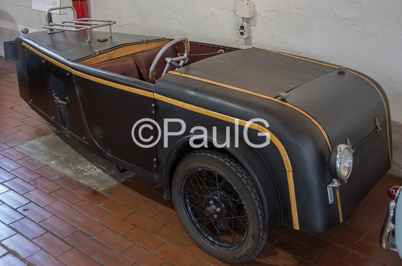 1949 Peugeot Triporteur