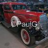 1934 Pierce-Arrow Enclosed Drive Limousine