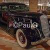 1936 Pierce-Arrow Model 1602 Enclosed Drive Limousine