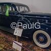 1937 Pierce-Arrow Model 1702 Enclosed-Drive Limousine