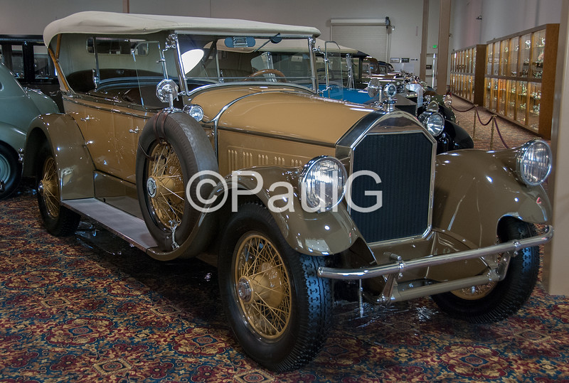 1927 Pierce-Arrow Series 36 Dual-Cowl Phaeton