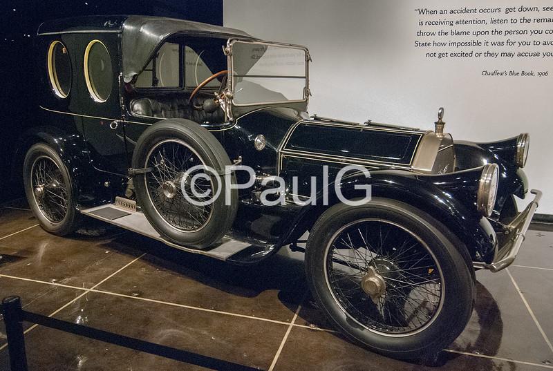 1915 Pierce-Arrow Series 38-3 Town Car